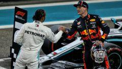 Primi segnali di interesse tra Mercedes e Verstappen