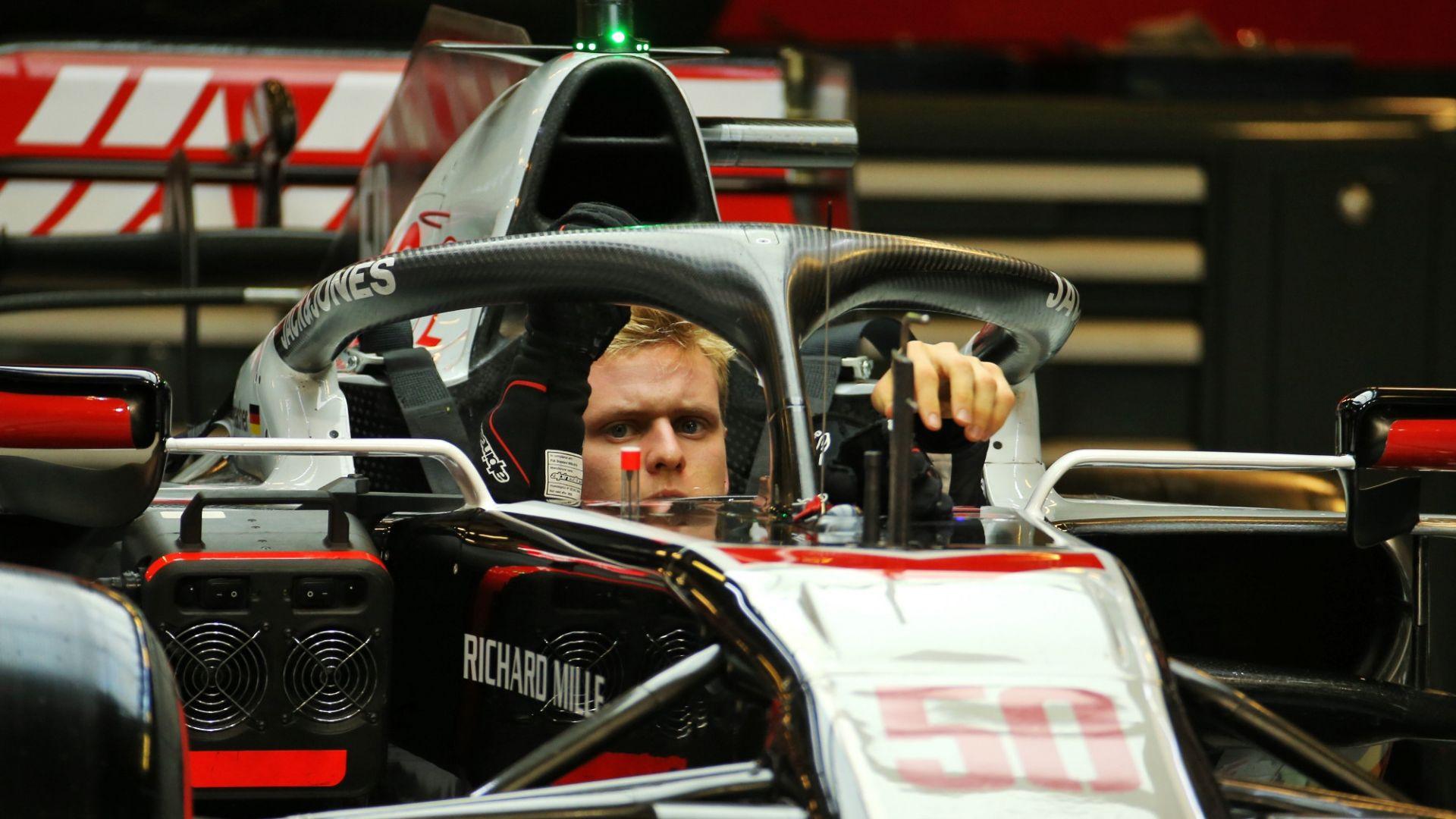 Haas, Mick Schumacher: