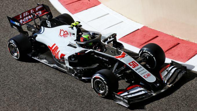 GP Abu Dhabi 2020, Yas Marina, FP1: l'esordio di Mick Schumacher (Haas F1 Team) nelle libere di un GP