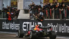 GP Abu Dhabi 2020, Yas Marina: Max Verstappen (Red Bull)