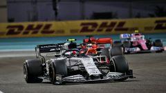 GP Abu Dhabi 2020, Yas Marina: Pierre Gasly (Alpha Tauri)
