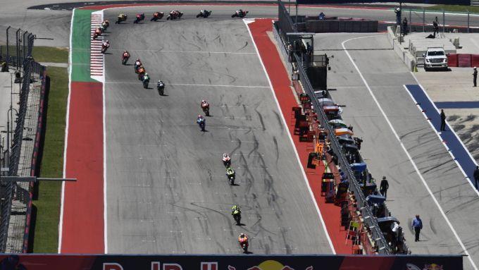 GP Americhe 2019, primo giro a Austin