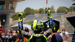 GP Andalusia 2020, Jerez: Valentino Rossi (Yamaha)