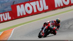 Gp Aragon: Tom Sykes in pole, ma Chaz Davies domina in gara 1 - Immagine: 1