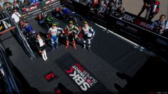 Gp Aragon: Tom Sykes in pole, ma Chaz Davies domina in gara 1 - Immagine: 8