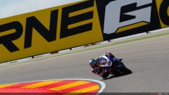Gp Aragon: Tom Sykes in pole, ma Chaz Davies domina in gara 1 - Immagine: 10