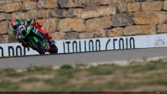 Gp Aragon: Tom Sykes in pole, ma Chaz Davies domina in gara 1 - Immagine: 14