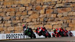 Gp Aragon: Tom Sykes in pole, ma Chaz Davies domina in gara 1 - Immagine: 26