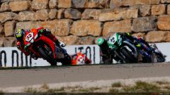 Gp Aragon: Tom Sykes in pole, ma Chaz Davies domina in gara 1 - Immagine: 27