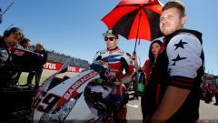 Gp Aragon: Tom Sykes in pole, ma Chaz Davies domina in gara 1 - Immagine: 33