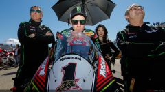 Gp Aragon: Tom Sykes in pole, ma Chaz Davies domina in gara 1 - Immagine: 34