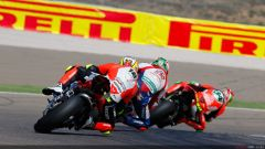Gp Aragon: Tom Sykes in pole, ma Chaz Davies domina in gara 1 - Immagine: 37