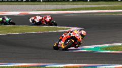 GP Argentina 2019, Marquez subito in fuga con la sua Honda