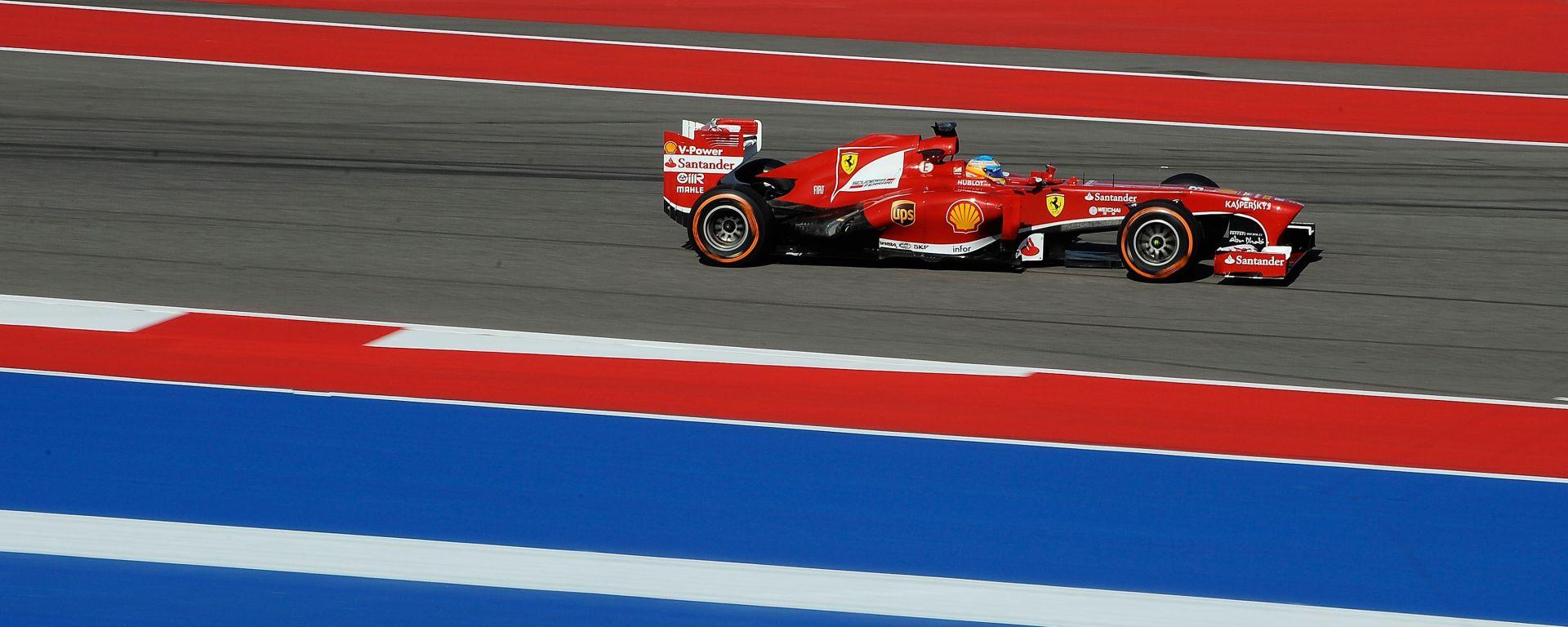 GP Austin - la Ferrari tenterà il tutto per tutto per riaprire il Mondiale F1 2017