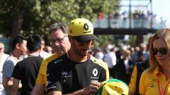 GP Australia 2019 - Daniel Ricciardo firma autografi