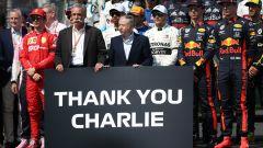 GP Australia 2019 - I piloti salutano Charlie Whiting, scomparso giovedì scorso