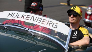 GP Australia 2019 - Nico Hulkenberg pronto per il giro d'onore