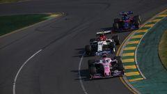 GP Australia 2019 - Perez, Giovinazzi e Albon in bagarre
