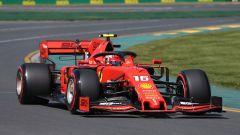 GP Australia 2019, prove libere del venerdì, Charles Leclerc (Ferrari)