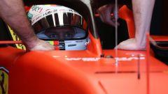 GP Australia 2019, prove libere del venerdì, Sebastian Vettel (Ferrari)