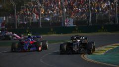 GP Australia 2019 - Romain Grosjean (Haas) e Alex Albon (Toro Rosso)