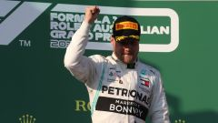 GP Australia 2019, Valtteri Bottas (Mercedes)