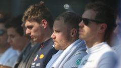 GP Australia 2019 - Verstappen, Bottas e Vettel schierati prima della gara