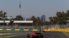GP Australia 2019 - Verstappen (Red Bull) precede Sebastian Vettel (Ferrari)