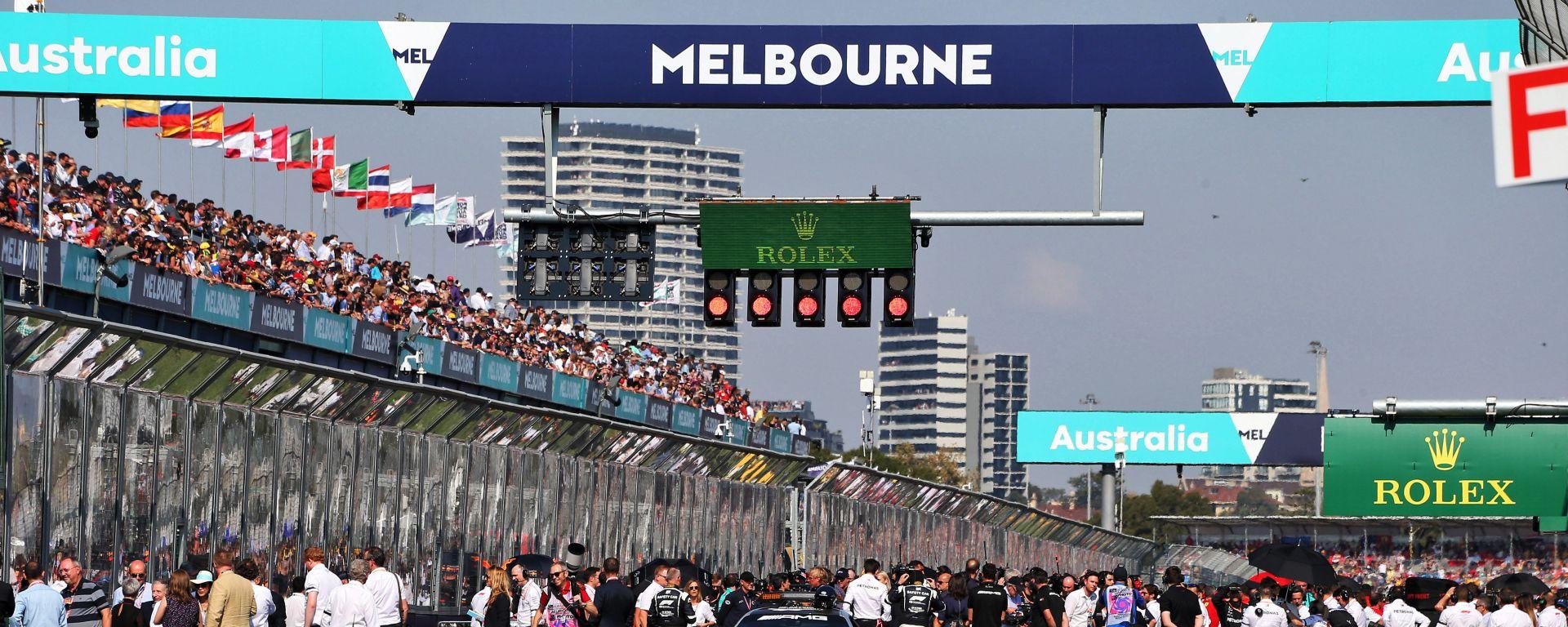 GP Australia confermato, italiani chiave per le altre gare