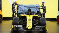 GP Australia 2020, Melbourne, presentazione livrea Renault R.S.20
