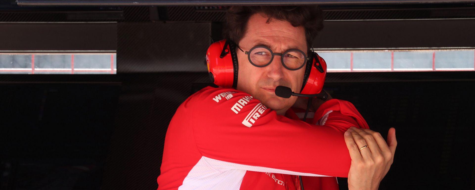 """GP Austria 2019, Binotto: """"Il regolamento per noi è chiaro"""""""