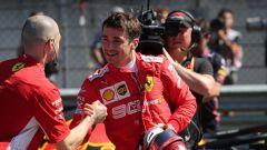 """GP Austria, Leclerc: """"Strada giusta, ma conta domani"""""""