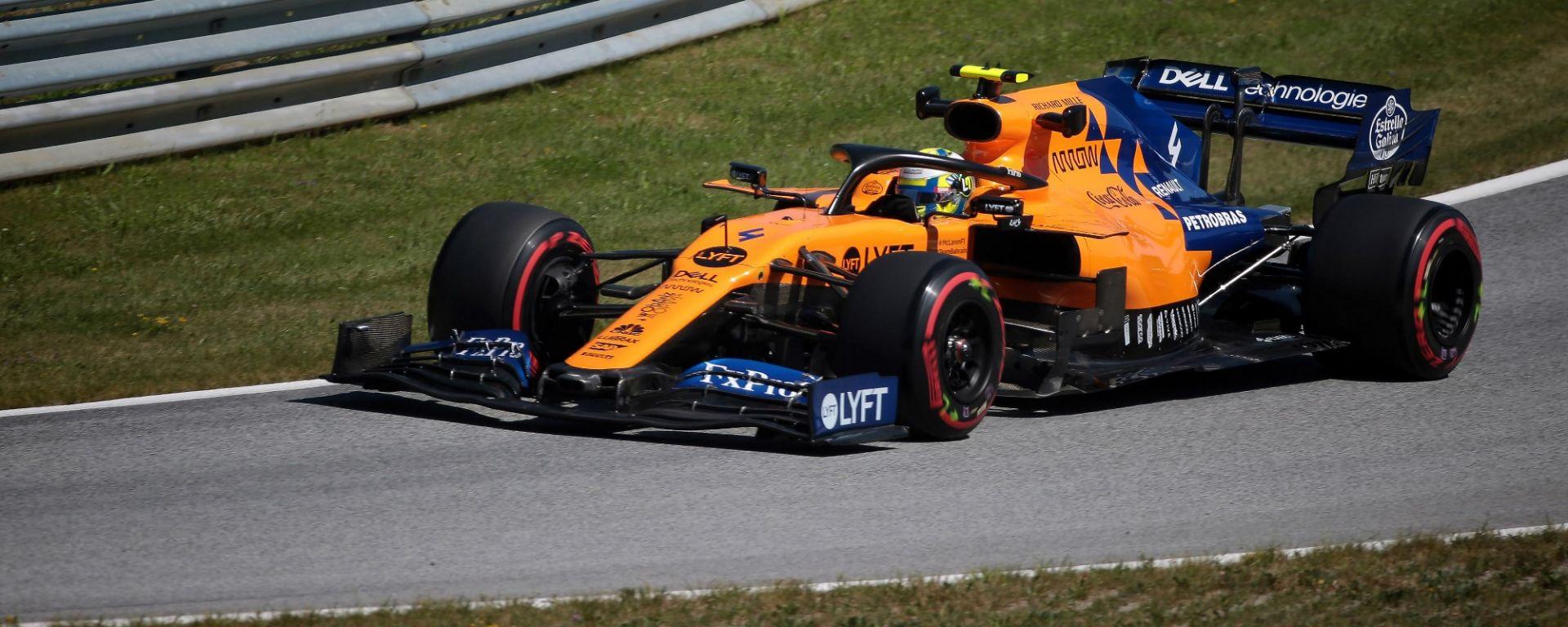 GP Austria 2019, Lando Norris (McLaren)