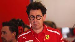 GP Austria 2019, Mattia Binotto (Ferrari)