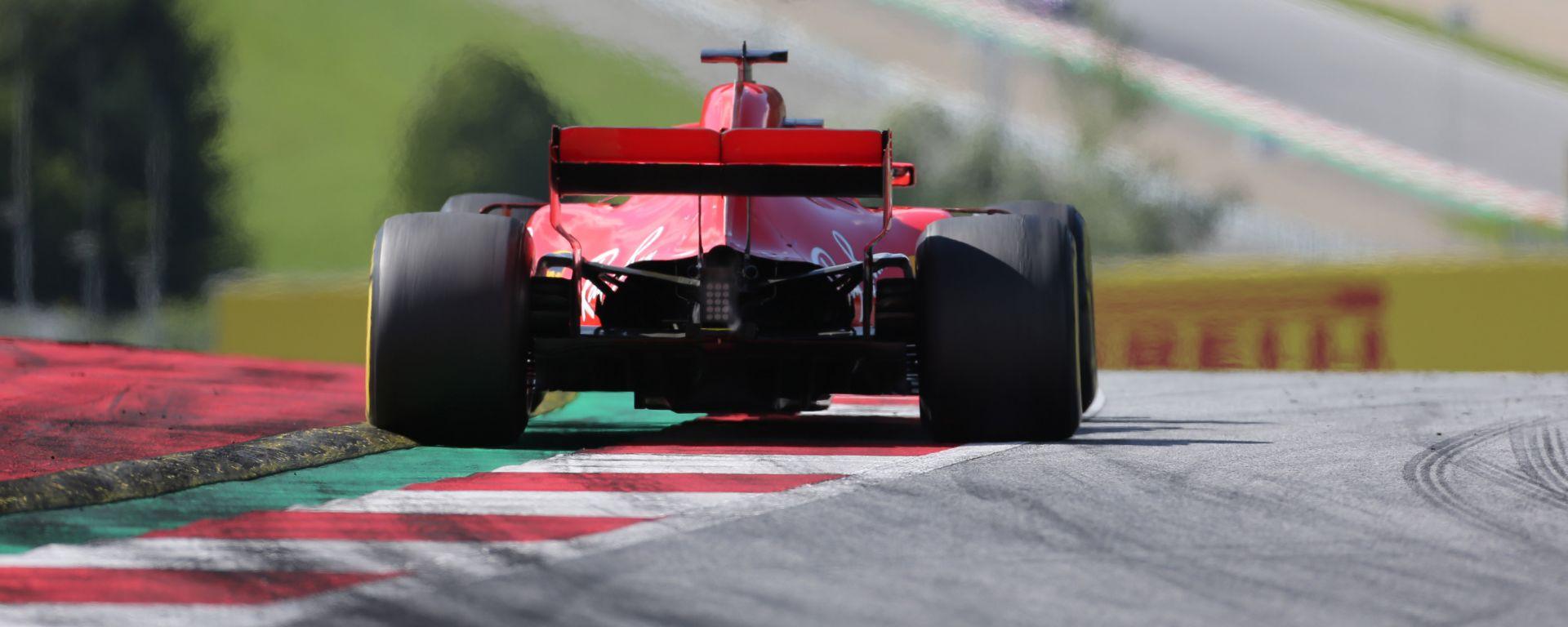 GP Austria 2019, Red Bull Ring, Sebastian Vettel (Ferrari)