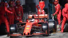 GP Austria 2019, Sebastian Vettel (Ferrari)