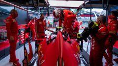 GP Austria 2020, Spielberg: Charles Leclerc sale sulla sua Ferrari SF1000