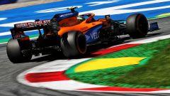 GP Austria 2020, Spielberg: Lando Norris (McLaren)