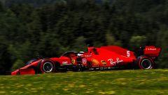 GP Austria 2020, Spielberg: Sebastian Vettel (Ferrari)