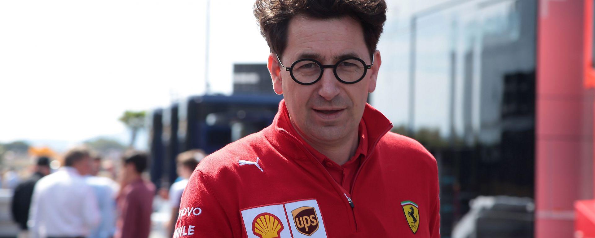 GP Austria, Ferrari testerà ancora le novità portate in Francia