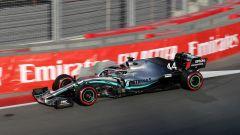 GP Azerbaijan 2019, Lewis Hamilton (Mercedes)