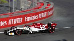 GP Azerbaijan 2019, qualifiche: Antonio Giovinazzi (Alfa Romeo)