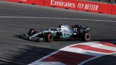 GP Azerbaijan 2019, qualifiche: Valtteri Bottas (Mercedes)