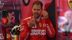 GP Azerbaijan 2019, Sebastian Vettel (Ferrari)