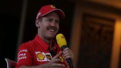 GP Bahrain 2019, Sebastian Vettel (Ferrari)