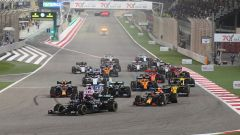 GP Bahrain 2020, la partenza