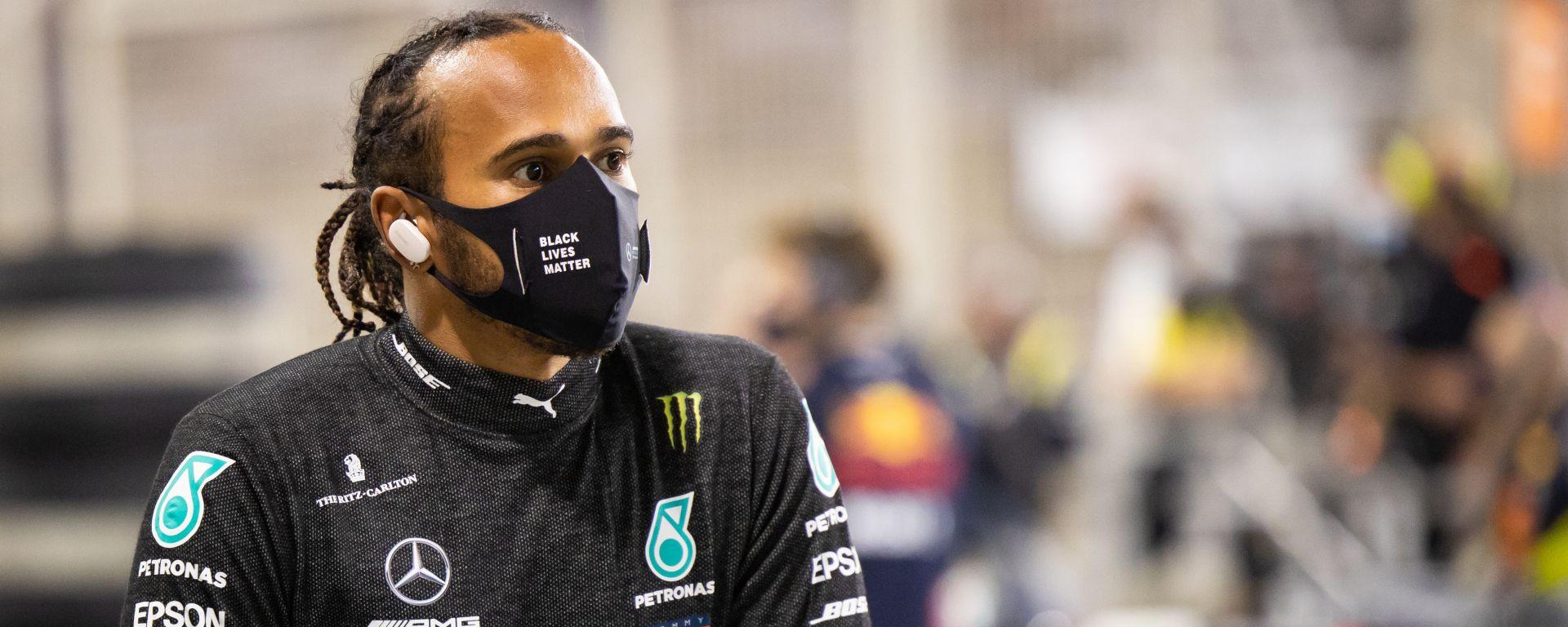 GP Bahrain 2020, Lewis Hamilton (Mercedes)
