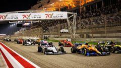 GP Bahrain 2020, Sakhir: partenza