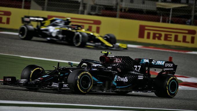 GP Bahrain 2020, Sakhir: Valtteri Bottas (Mercedes)
