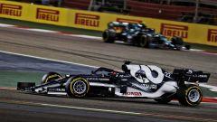 GP Bahrain 2021, Yuki Tsunoda (AlphaTauri)